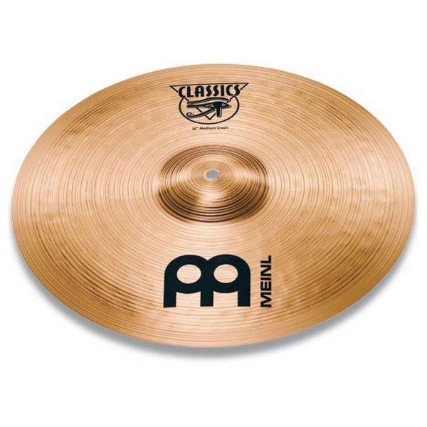 "Meinl Meinl Classics 18"" Medium Crash Cymbal"