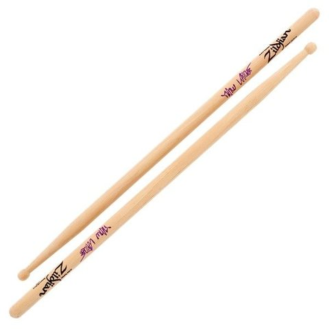 Zildjian Artist Series Manu Katche Wood Natural Drumsticks