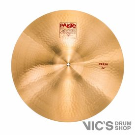 "Paiste Paiste 2002 Classic 22"" Crash Cymbal"