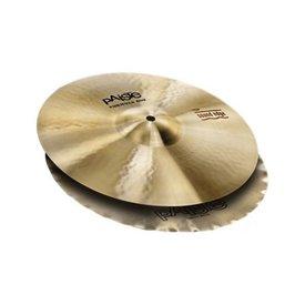 """Paiste Paiste Formula 602 14"""" Sound Edge Hi Hat Cymbals"""