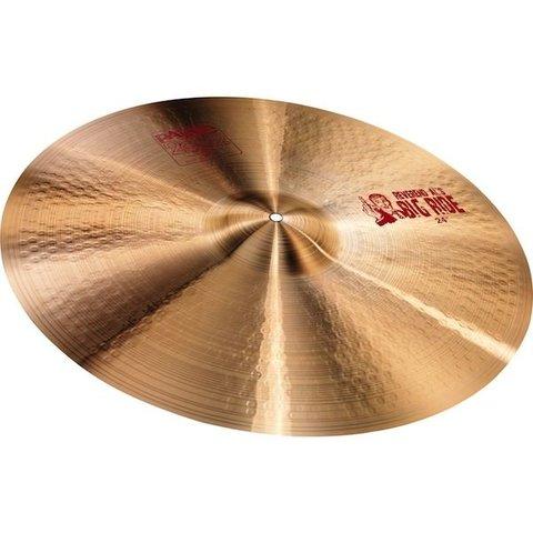 "Paiste 2002 Classic 24"" Big Ride Cymbal"