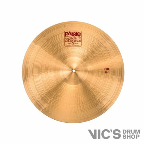 "Paiste 2002 Classic 20"" Ride Cymbal"