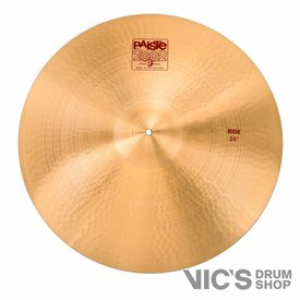 "Paiste Paiste 2002 Classic 24"" Ride Cymbal"