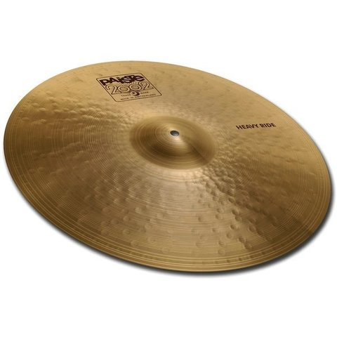 "Paiste 2002 Classic 22"" Heavy Ride Cymbal"