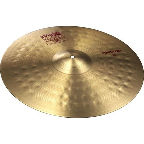 "Paiste 2002 Classic 20"" Power Ride Cymbal"