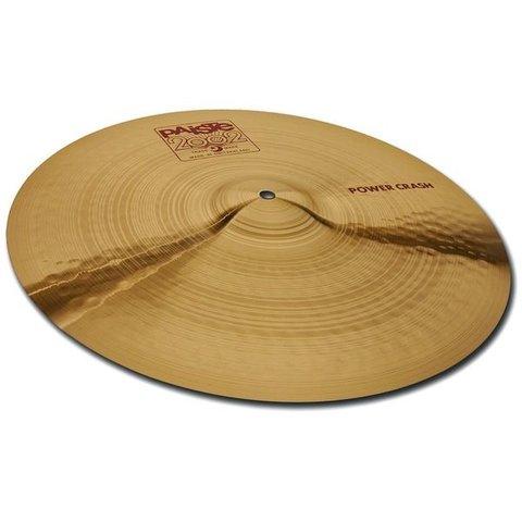"Paiste 2002 Classic 19"" Power Crash Cymbal"