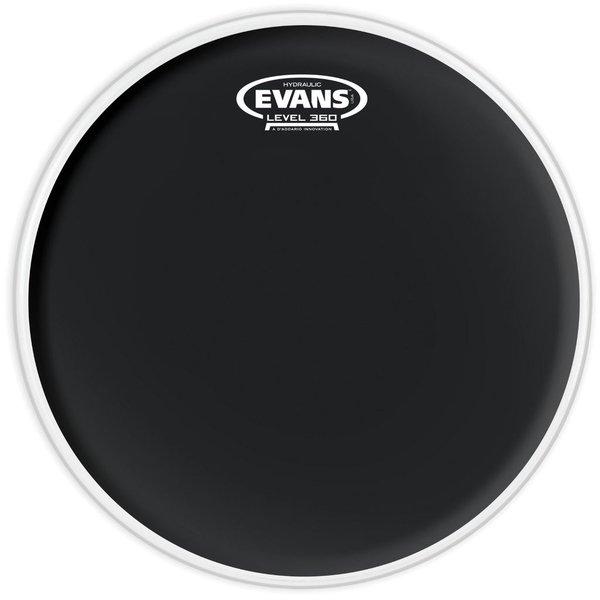 """Evans Evans Hydraulic Black 18"""" Tom Drumhead"""