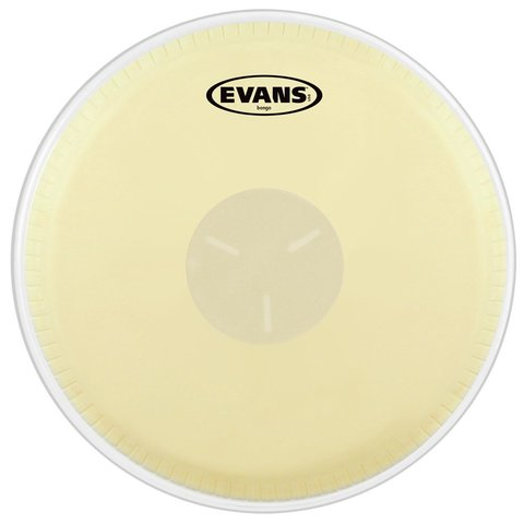 "Evans Tri-Center 9 5/8"" Bongo Head"