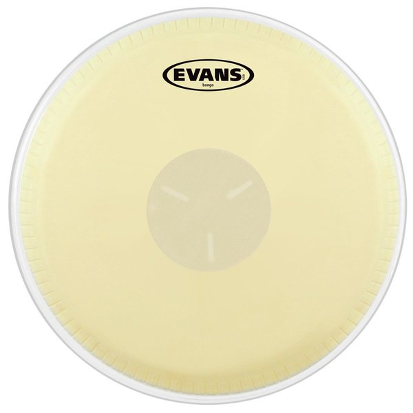 "Evans Evans Tri-Center 9 5/8"" Bongo Head"