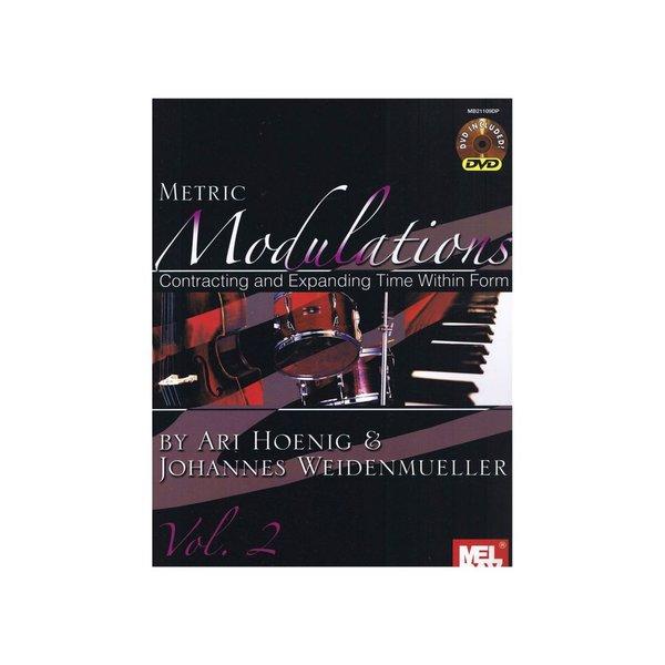 Metric Modulations, Vol. 2 by Ari Hoenig; Book & DVD