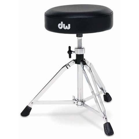 DW 5000 Series Round Seat Drum Throne