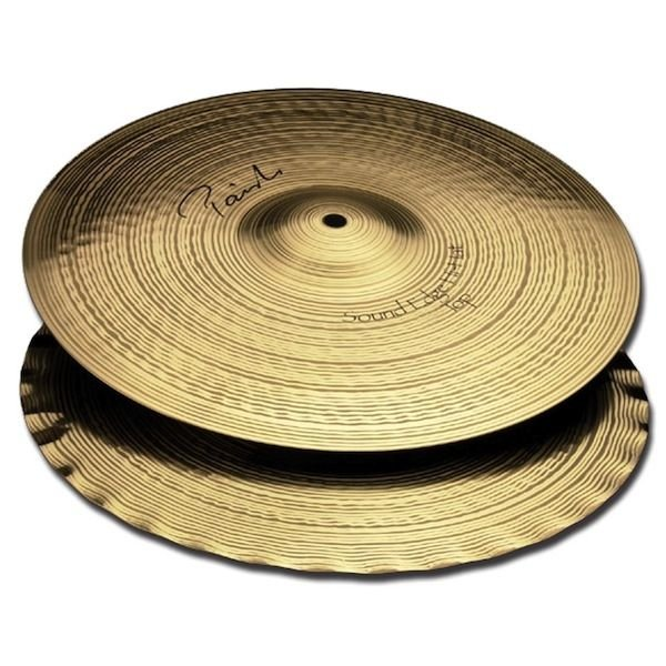 "Paiste Paiste Signature 14"" Sound Edge Hi Hat Cymbals"