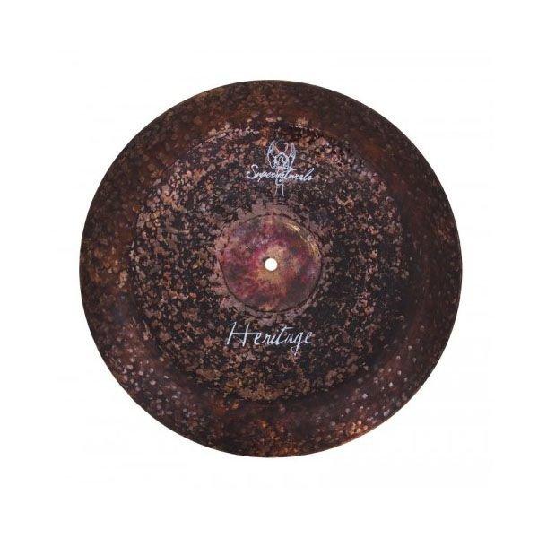 "Supernatural Heritage Series 18"" Crash Cymbal"