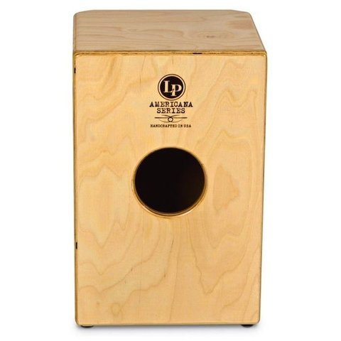 LP Americana Wood Cajon Peruvian
