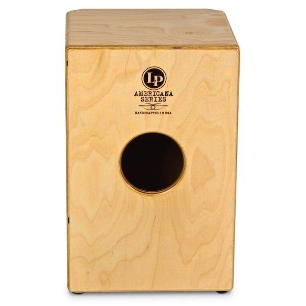 LP LP Americana Wood Cajon Peruvian