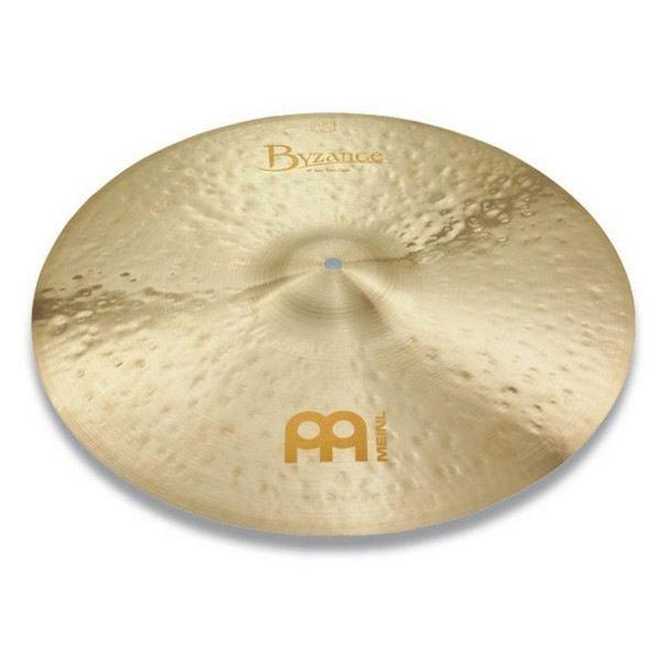 "Meinl Meinl Byzance Jazz 17"" Medium Thin Crash Cymbal"