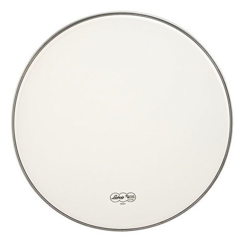 """Ludwig Weather Master Smooth White Heavy 18"""" Bass Drumhead"""