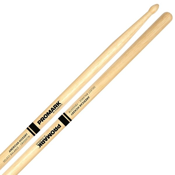 "Promark Select Balance Forward 5A .550"" TD Wood Drumsticks"