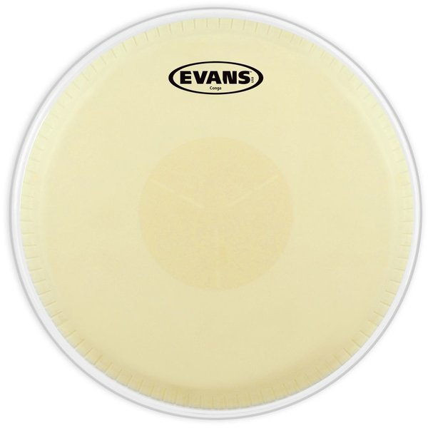 "Evans Evans Tri-Center 11.75"" Conga Head"