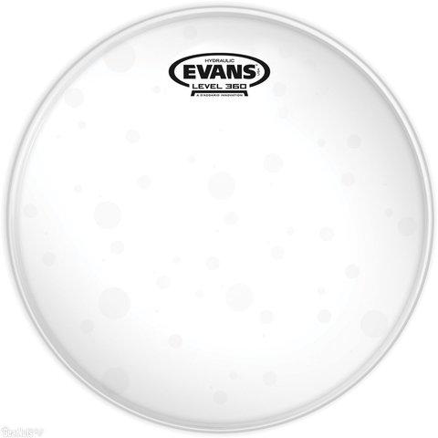"""Evans Hydraulic Glass 8"""" Tom Drumhead"""