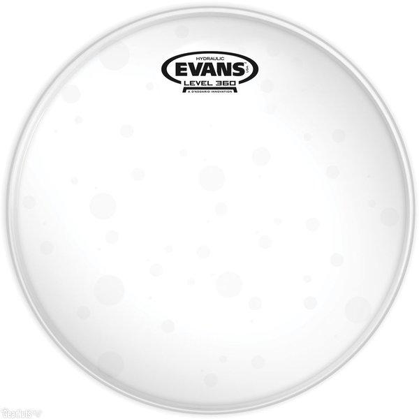 "Evans Evans Hydraulic Glass 8"" Tom Drumhead"