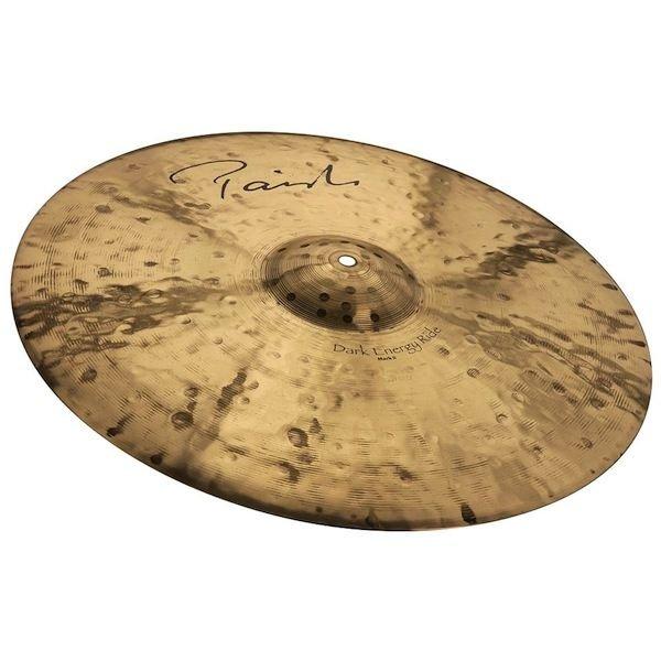 "Paiste Paiste Signature Dark Energy 22"" Mark II Ride Cymbal"