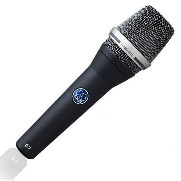 AKG AKG D7 High Performance Varimotion Dynamic Microphone