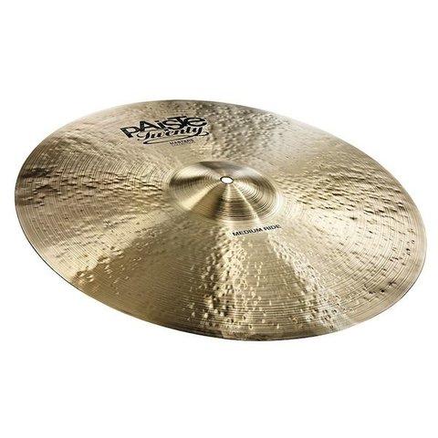 "Paiste Twenty Masters 20"" Medium Ride Cymbal"