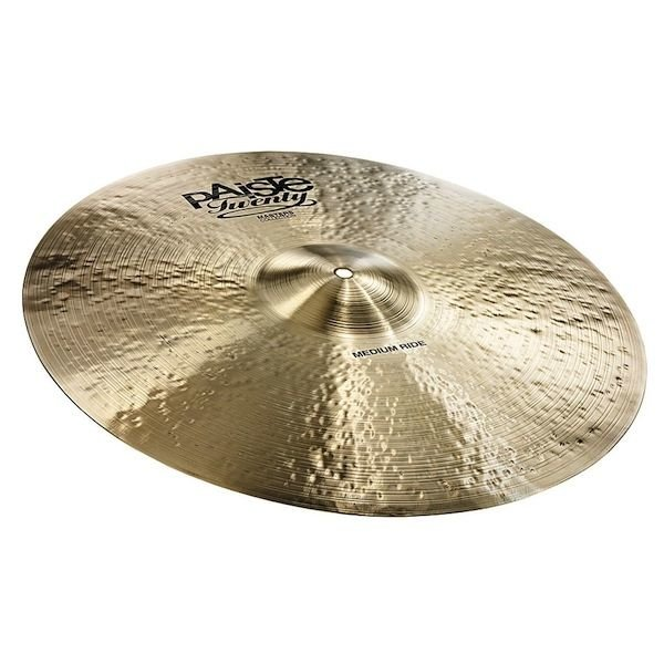 "Paiste Paiste Twenty Masters 20"" Medium Ride Cymbal"