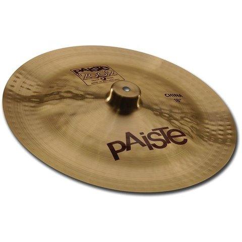 """Paiste 2002 Classic 18"""" China Type Cymbal"""