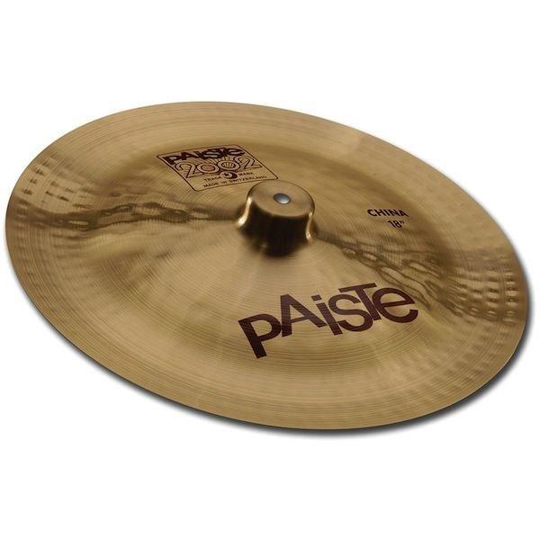 "Paiste Paiste 2002 Classic 18"" China Type Cymbal"