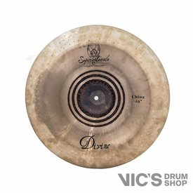 "Supernatural Divine Series 19"" China Cymbal"