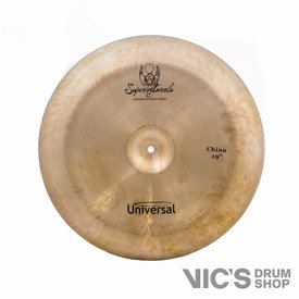 "Supernatural Universal Series 19"" China Cymbal"