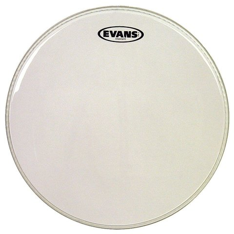"Evans Resonant Glass 12"" Tom Drumhead"