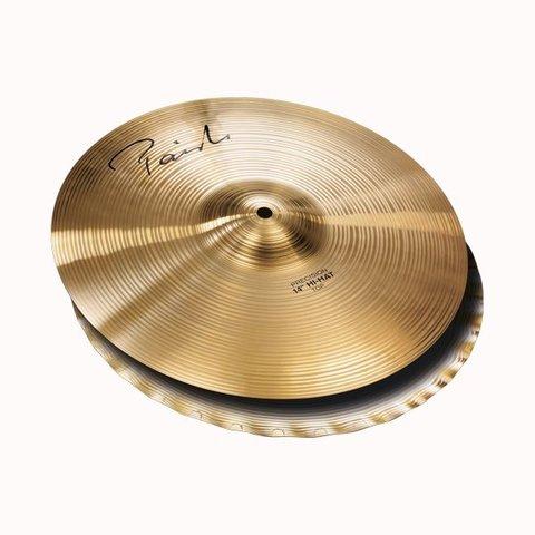 "Paiste Signature Precision 14"" Sound Edge Hi Hat Cymbals"