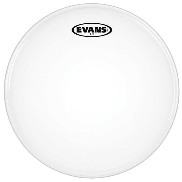 """Evans Evans G12 Coated White 14"""" Drumhead"""