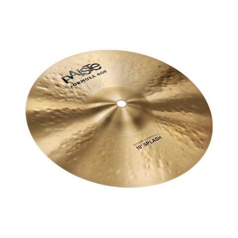 "Paiste Formula 602 10"" Modern Essentials Splash Cymbal"