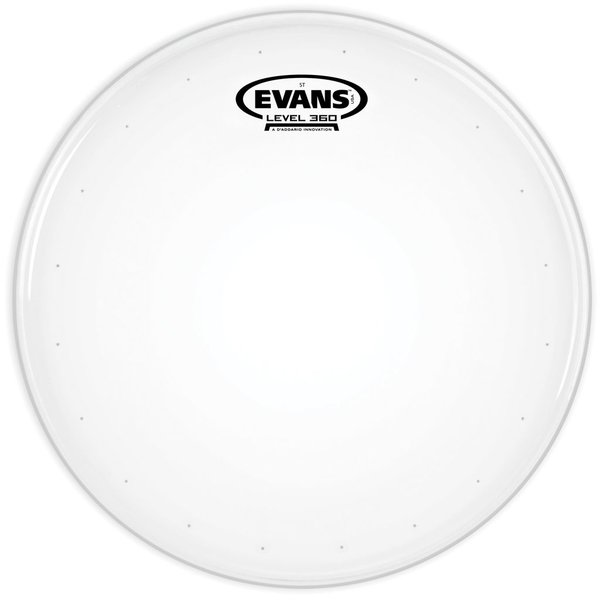 "Evans Evans ST Super Tough Coated 14"" Drumhead"