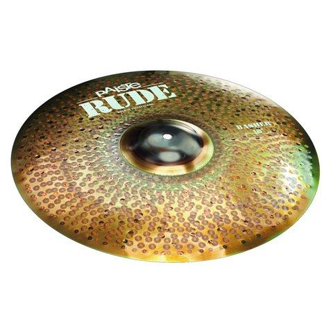 """Paiste Rude 18"""" Basher Crash Cymbal"""