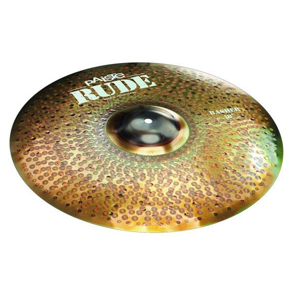 "Paiste Paiste Rude 18"" Basher Crash Cymbal"
