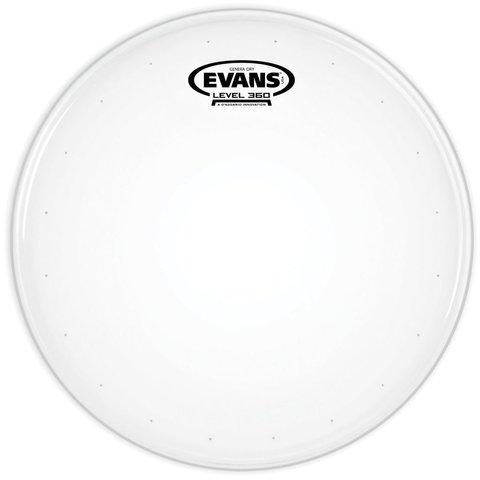 """Evans Genera Dry Coated 13"""" Drumhead"""