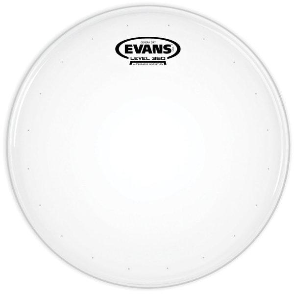 """Evans Evans Genera Dry Coated 13"""" Drumhead"""