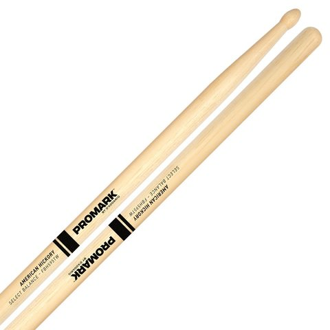 "Promark Select Balance Forward 5B .595"" TD Wood Drumsticks"