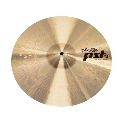 "Paiste PST7 Series 16"" Heavy Crash Cymbal"