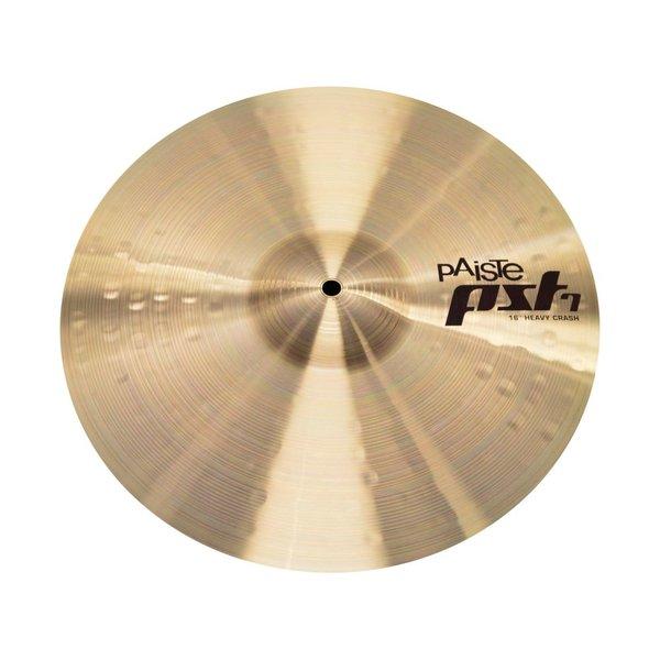 "Paiste Paiste PST7 Series 16"" Heavy Crash Cymbal"
