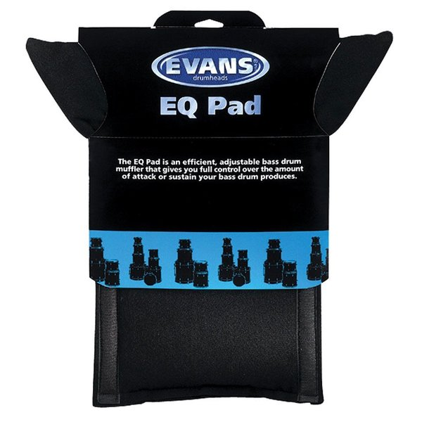 Evans Evans EQ Pad Bass Drum Muffling Pad