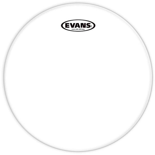 """Evans Evans Hazy 200 Snare Side 13"""" Drumhead"""