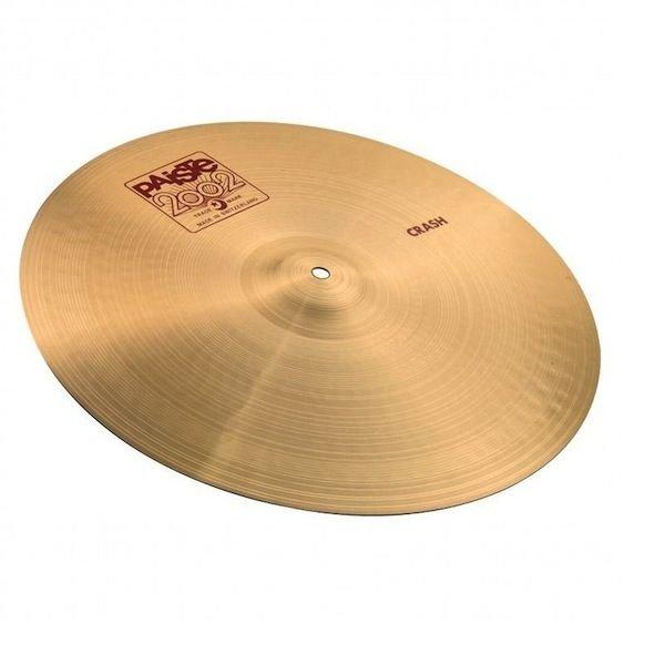 "Paiste Paiste 2002 Classic 16"" Crash Cymbal"