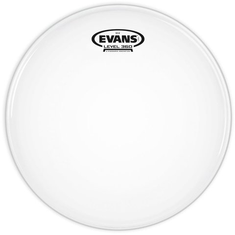 "Evans G14 Coated 8"" Batter Tom Drumhead"
