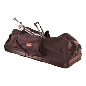 Gator Gator Drum Hardware Bag; 14 X 36; w/ Wheels & Molded Reinforced Bottom